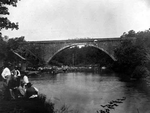The Union Arch Bridge